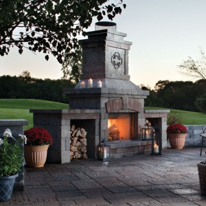 Hardscape Fire Places